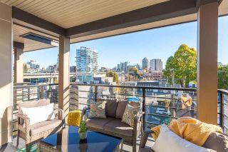 "Photo 9: 409 1628 W 4TH Avenue in Vancouver: False Creek Condo for sale in ""RADIUS"" (Vancouver West)  : MLS®# R2006008"