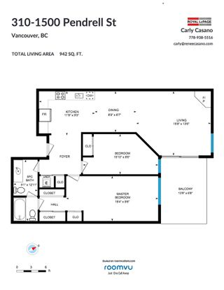 """Photo 29: 310 1500 PENDRELL Street in Vancouver: West End VW Condo for sale in """"Pendrell Mews"""" (Vancouver West)  : MLS®# R2565432"""