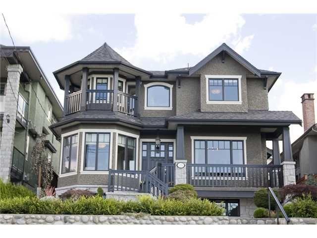 """Main Photo: 206 DELTA AV in Burnaby: Capitol Hill BN House for sale in """"CAPITOL HILL"""" (Burnaby North)  : MLS®# V873354"""
