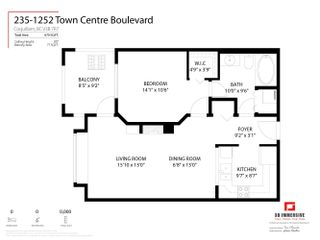 Photo 12: 235 1252 TOWN CENTRE Boulevard in Coquitlam: Canyon Springs Condo for sale : MLS®# R2623595