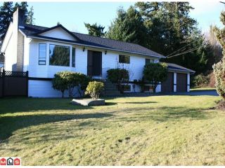 Photo 1: 34394 FRASER Street in Abbotsford: Central Abbotsford House for sale : MLS®# F1200696