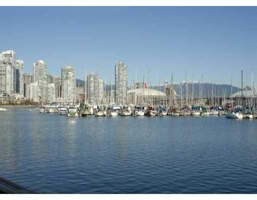 """Main Photo: 818 MILLBANK Street in Vancouver: False Creek Townhouse for sale in """"HEATHER POINT"""" (Vancouver West)  : MLS®# V627768"""
