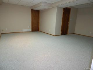 Photo 12: 512 Springfield Road in WINNIPEG: North Kildonan Residential for sale (North East Winnipeg)  : MLS®# 1509585
