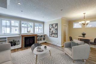 Photo 8: 4540 20 Avenue NW in Calgary: Montgomery Semi Detached for sale : MLS®# A1130084