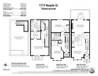 """Photo 29: 1719 MAPLE Street in Vancouver: Kitsilano Townhouse for sale in """"The Townhomes on Maple"""" (Vancouver West)  : MLS®# R2617762"""