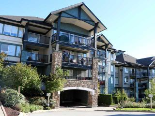 Photo 1: # 519 9098 HALSTON CT in Burnaby: Government Road Condo for sale (Burnaby North)  : MLS®# V1040530