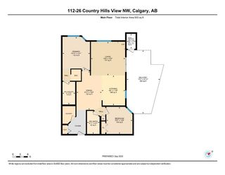 Photo 2: 112 26 Country Hills View NW in Calgary: Country Hills Apartment for sale : MLS®# A1148690