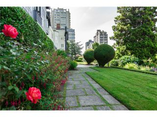 Photo 20: # 602 1311 BEACH AV in Vancouver: West End VW Condo for sale (Vancouver West)  : MLS®# V1072911