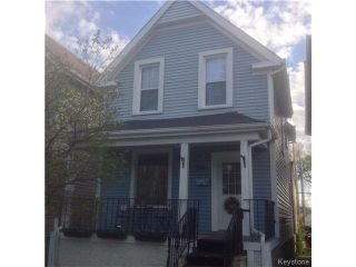 Photo 1: 174 Cathedral Avenue in WINNIPEG: North End Residential for sale (North West Winnipeg)  : MLS®# 1509461