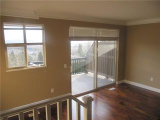 "Photo 9: # 5 320 DECAIRE ST in Coquitlam: Central Coquitlam Townhouse for sale in ""THE OUTLOOK"" : MLS®# V991786"