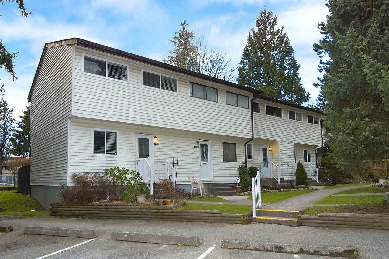 Main Photo: 3271 GANYMEDE DRIVE in Burnaby: Simon Fraser Hills Townhouse for sale (Burnaby North)  : MLS®# R2142251