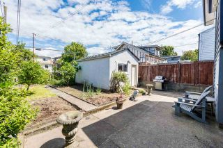 Photo 20: 3553 TRIUMPH Street in Vancouver: Hastings East House for sale (Vancouver East)  : MLS®# R2273868