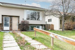 Photo 1: 7823 21A Street SE in Calgary: Ogden Semi Detached for sale : MLS®# A1103941