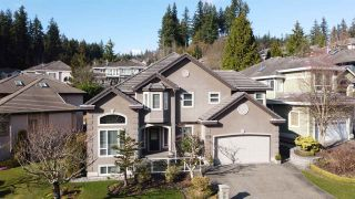Photo 1: 28 WILKES CREEK Drive in Port Moody: Heritage Mountain House for sale : MLS®# R2552362