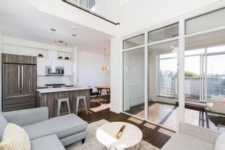 """Main Photo: 418 2250 COMMERCIAL Drive in Vancouver: Grandview Woodland Condo for sale in """"Marquee on the Drive"""" (Vancouver East)  : MLS®# R2624122"""