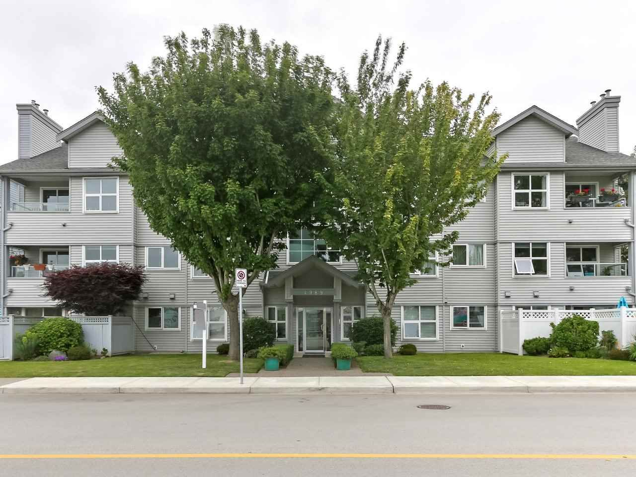 Main Photo: 311 4989 47 AVENUE in Delta: Ladner Elementary Condo for sale (Ladner)  : MLS®# R2421936