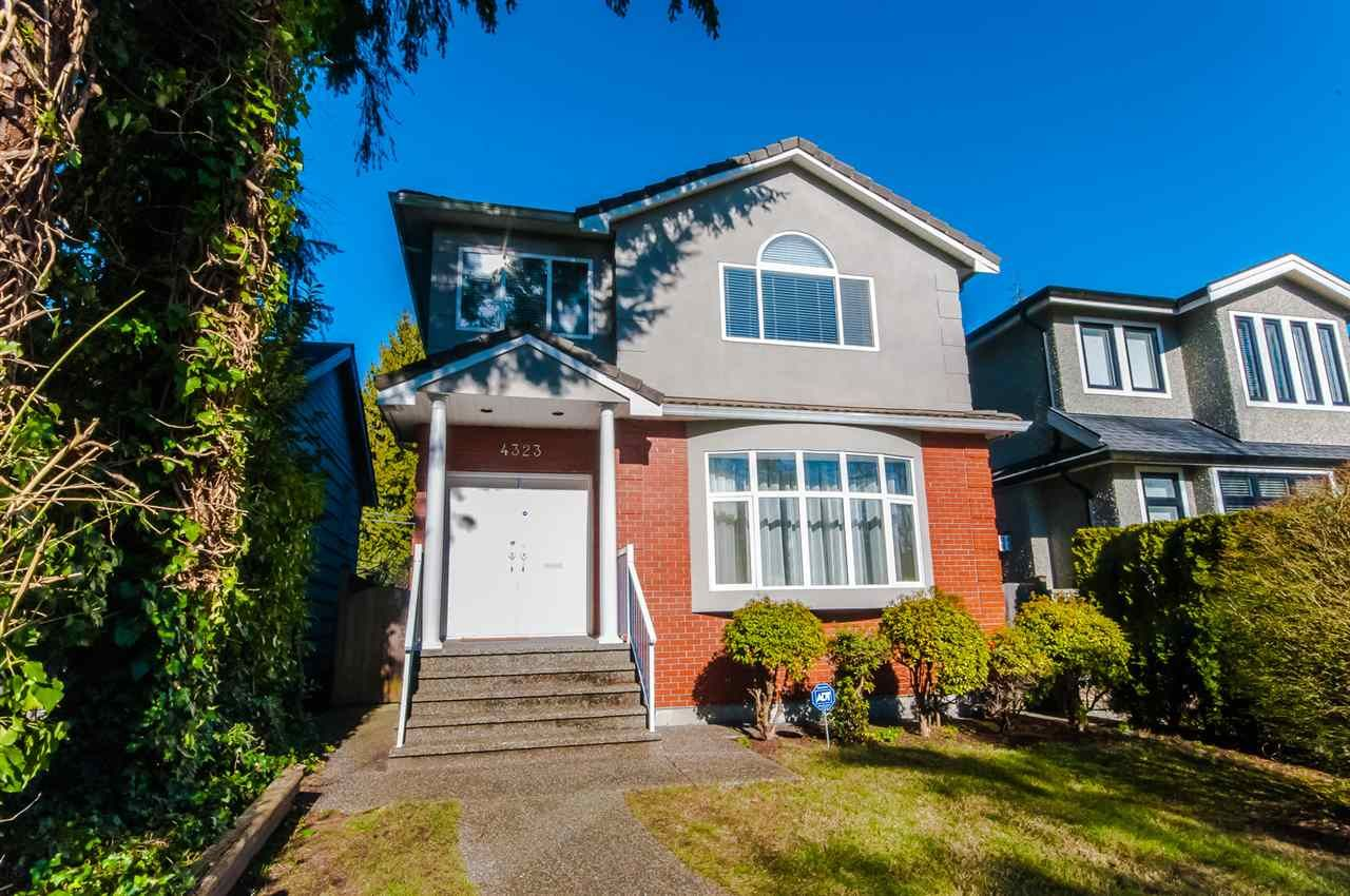 Main Photo: 4323 W 14TH Avenue in Vancouver: Point Grey House for sale (Vancouver West)  : MLS®# R2542239