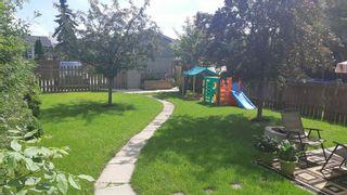 Photo 34: 813 MILLBOURNE Road E in Edmonton: Zone 29 House Half Duplex for sale : MLS®# E4252431