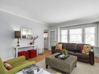Photo 2: 3626 West 37th Ave in Vancouver: Home for sale