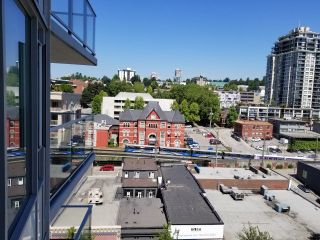 """Photo 5: 1206 668 COLUMBIA Street in New Westminster: Quay Condo for sale in """"Trapp Holbrook"""" : MLS®# R2185349"""