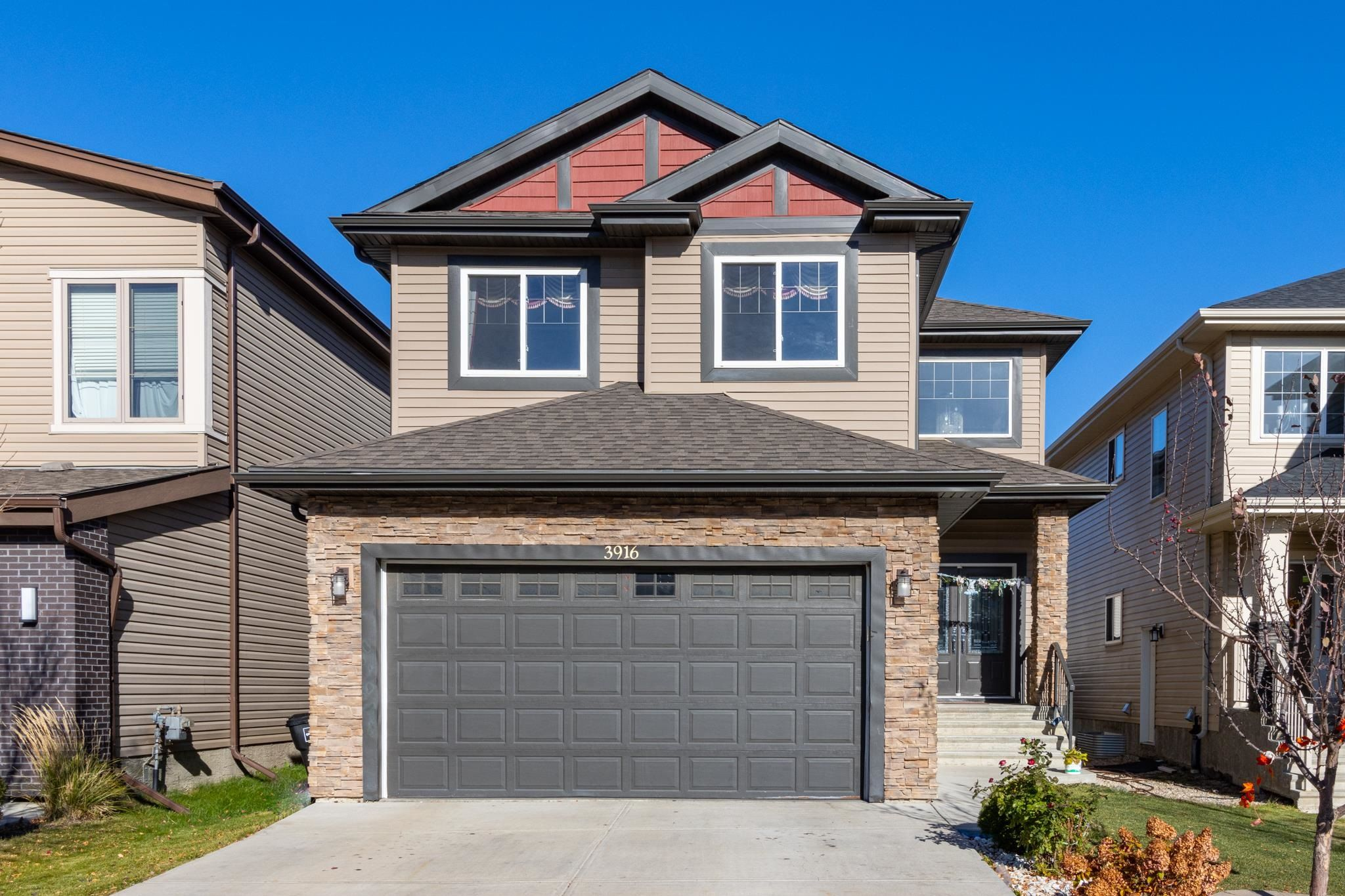 Main Photo: 3916 CLAXTON Loop in Edmonton: Zone 55 House for sale : MLS®# E4265784
