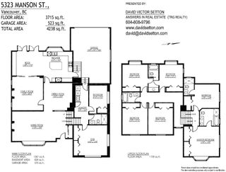 Photo 19: 5323 MANSON Street in Vancouver: Cambie House for sale (Vancouver West)  : MLS®# V874439