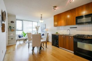 """Photo 3: 606 1030 W BROADWAY in Vancouver: Fairview VW Condo for sale in """"LA COLUMBA"""" (Vancouver West)  : MLS®# R2599641"""