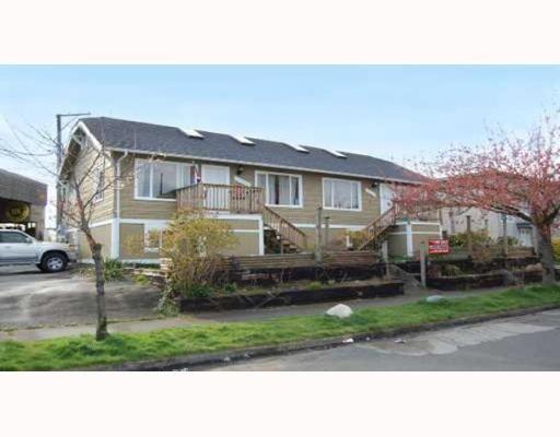 Main Photo: 3255 - 3265 ST CATHERINES ST in : Fraser VE House for sale : MLS®# V771450