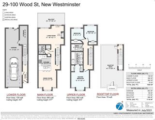 """Photo 40: 29 100 WOOD Street in New Westminster: Queensborough Townhouse for sale in """"RIVER'S WALK"""" : MLS®# R2600121"""