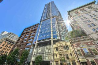 Main Photo: 2801 838 W HASTINGS Street in Vancouver: Downtown VW Condo for sale (Vancouver West)  : MLS®# R2617244