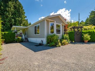 Photo 1: 1 6990 Dickinson Rd in : Na Lower Lantzville Manufactured Home for sale (Nanaimo)  : MLS®# 882618