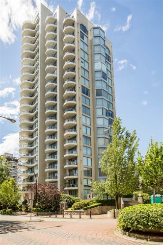 "Photo 1: 205 739 PRINCESS Street in New Westminster: Uptown NW Condo for sale in ""BERKLEY PLACE"" : MLS®# R2287483"