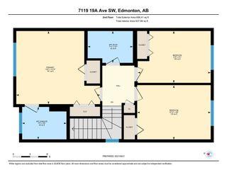 Photo 42: 7119 19A Avenue in Edmonton: Zone 53 House for sale : MLS®# E4263720