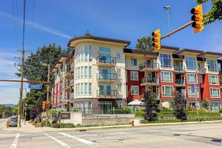 "Photo 1: 210 1188 JOHNSON Street in Coquitlam: Eagle Ridge CQ Condo for sale in ""MAYA"" : MLS®# R2420887"