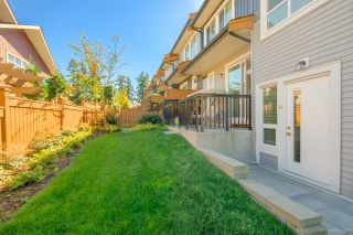 """Photo 25: 18 24086 104 Avenue in Maple Ridge: Albion Townhouse for sale in """"WILLOW"""" : MLS®# R2503932"""