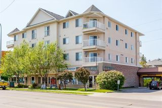 Photo 1: 203 1905 CENTRE Street NW in Calgary: Tuxedo Park Apartment for sale : MLS®# C4273670