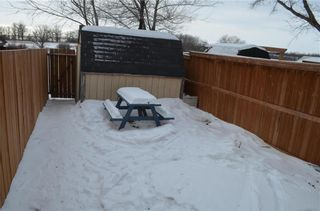 Photo 22: 112 Le Maire Street in Winnipeg: St Norbert Residential for sale (1Q)  : MLS®# 202101928