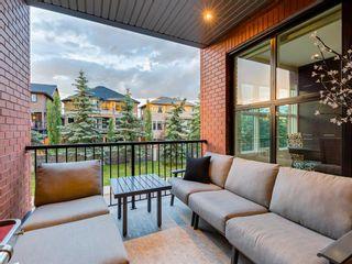 Photo 48: 408 Aspen Meadows Hill SW in Calgary: Aspen Woods Row/Townhouse for sale : MLS®# A1143107