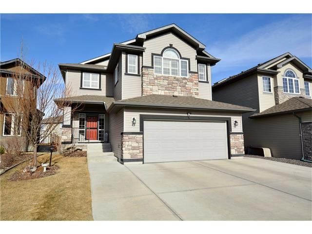 Main Photo: 14 WEST POINTE Manor: Cochrane House for sale : MLS®# C4108329