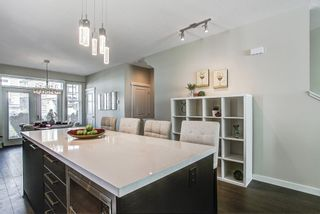 """Photo 3: 46 3461 PRINCETON Avenue in Coquitlam: Burke Mountain Townhouse for sale in """"BRIDLEWOOD II"""" : MLS®# R2053768"""