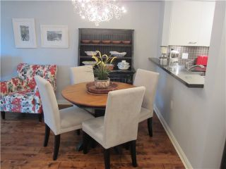 """Photo 3: 102 7380 ELMBRIDGE Way in Richmond: Brighouse Condo for sale in """"The Residences"""" : MLS®# V1098805"""