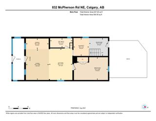 Photo 31: 832 Mcpherson Road NE in Calgary: Bridgeland/Riverside Detached for sale : MLS®# A1132256