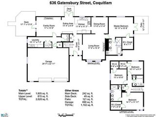Photo 20: 636 GATENSBURY ST in Coquitlam: Central Coquitlam House for sale : MLS®# V1046800
