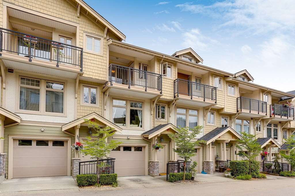"""Main Photo: 28 245 FRANCIS Way in New Westminster: Fraserview NW Townhouse for sale in """"GLENBROOK AT VICTORIA HILL"""" : MLS®# R2179432"""