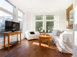 """Photo 2: 1769 E 20TH Avenue in Vancouver: Victoria VE Townhouse for sale in """"Cedar Cottage Townhouses"""" (Vancouver East)  : MLS®# V1094982"""