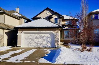 Photo 1: 186 EVERGLADE Way SW in Calgary: Evergreen Detached for sale : MLS®# C4223959