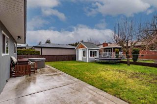Photo 30: 45587 REECE Avenue in Chilliwack: Chilliwack N Yale-Well House for sale : MLS®# R2543275