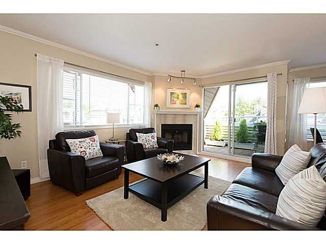 """Main Photo: # 401 868 W 16TH AV in Vancouver: Cambie Condo for sale in """"WILLOW SPRINGS"""" (Vancouver West)  : MLS®# V1022527"""