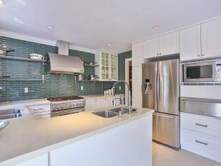 """Photo 17: 7959 WOODHURST Drive in Burnaby: Forest Hills BN House for sale in """"FOREST HILL"""" (Burnaby North)  : MLS®# V1133720"""