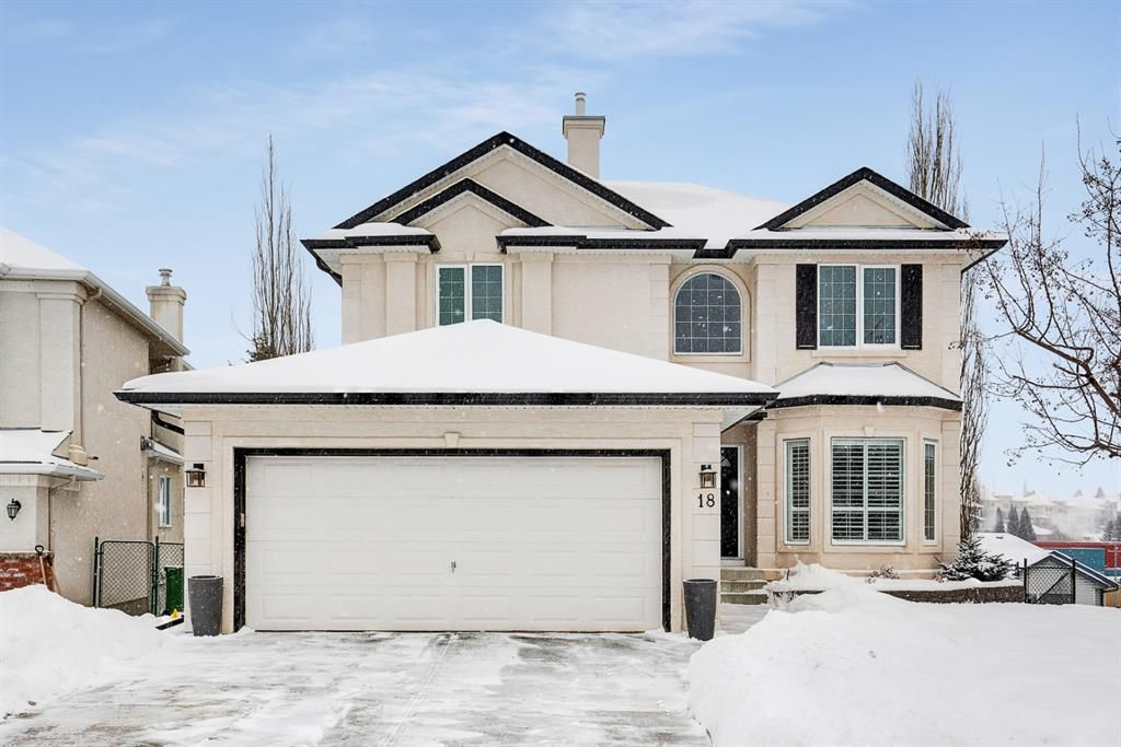 Main Photo: 18 Sienna Park Place SW in Calgary: Signal Hill Detached for sale : MLS®# A1066770